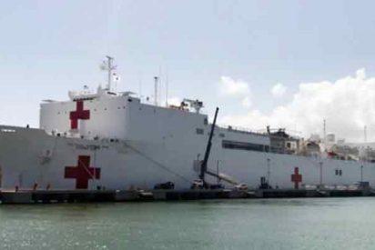 Estados Unidos empieza su 'intervención' sanitaria para la diáspora venezolana