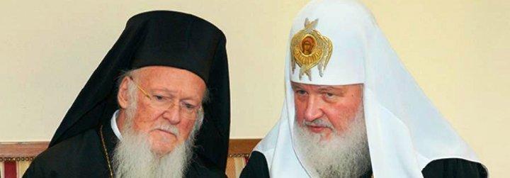 Se consuma el cisma en la Iglesia Ortodoxa: Moscú rompe relaciones con Constantinopla