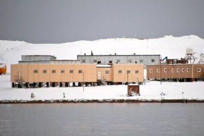 Científicos rusos son apuñalados sin razón aparente en una recóndita base en la Antártida