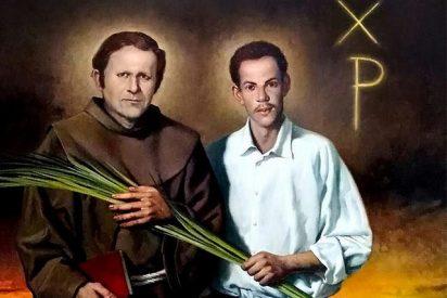 Beatificados Fray Tulio Maruzzo Ofm y el laico guatemalteco Luis Obdulio Arroyo