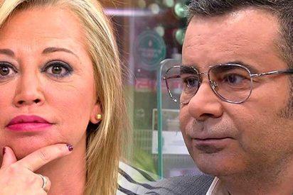 """Monumental cabreo de Belén Esteban con Jorge Javier: """"¡Pediste mi expulsión de 'GH VIP' en directo!"""""""