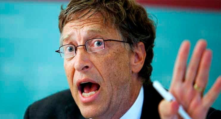 Bill Gates despotrica del comunismo y de la Venezuela chavista