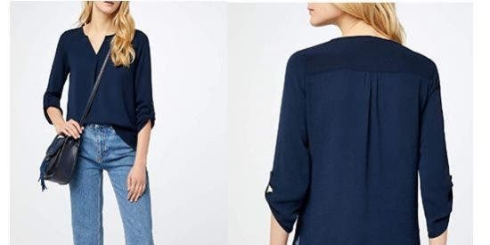 Blusas de moda otoño-invierno