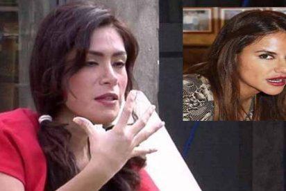 """'GH VIP': ¿Sabes el motivo por el que Miriam Saavedra llama """"Bob Esponja"""" a Mónica Hoyos?"""