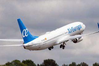 Air Europa despega por primera vez hacia la capital del Mar Rojo