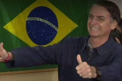 El inmenso Brasil tiene nuevo presidente: Jair Bolsonaro