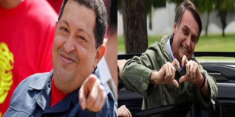 """Todos están mal, Bolsonaro """"es más comparable a Hugo Chávez que a un populista de derecha"""""""
