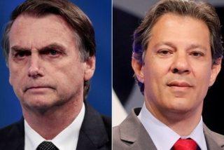 Jair Bolsonaro con pie y medio en la presidencia de Brasil: conquista el 59% de intención de voto