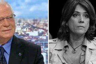 El disparatado Borrell dice no saber quién es el excomisario Villarejo: ¡pregúntele a la ministra Delgado, que lo conoce bien!