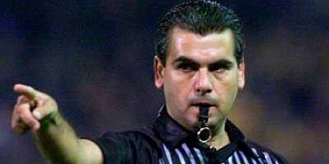 """Brito Arceo, quien fuera arbitro de Primera, vive casi de la caridad: """"He pensado en sucidarme"""""""