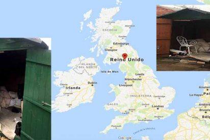 Espanto en Gran Bretaña: rescatan a un hombre que estuvo 40 años esclavizado en una cabaña de madera