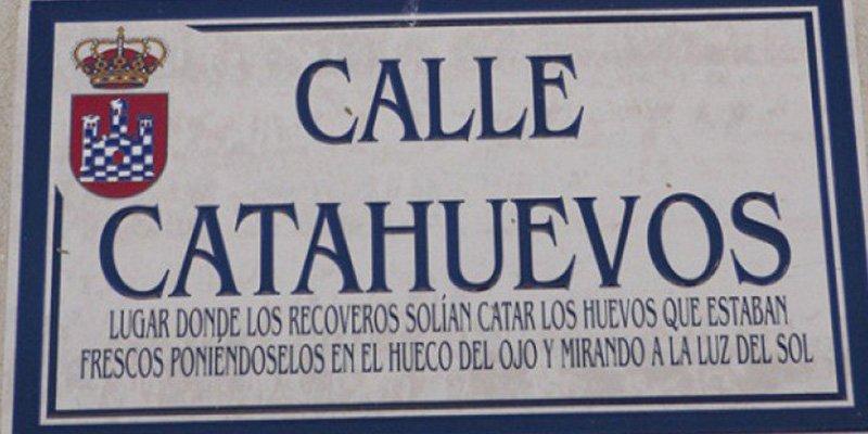 Estas son las calles con los nombres más insólitos y divertidos de España