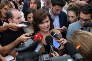 Carmen Calvo anuncia que el Estado impedirá la inhumación de Franco en la cripta de La Almudena
