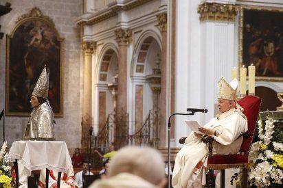 Cañizares oficia una misa por el IV centenario de la beatificación de Santo Tomás de Villanueva