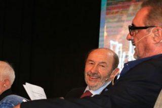 """Cañizares y Rubalcaba, amigos para siempre: """"Echo de menos que no sea usted el actual ministro de Educación"""""""