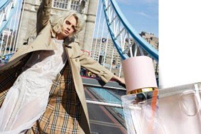 Cara Delevingne, nueva imagen de HER, la nueva fragancia de Burberry