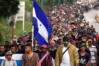 La caravana del hambre; otra manipulación de las masas con el beneplácito y la connivencia de muchos medios de comunicación