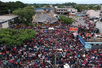 """Iglesia evangélica: """"Los hondureños migran porque todos les hemos fallado"""""""