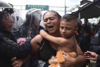 """Los obispos hondureños califican de """"tragedia humana"""" la caravana de migrantes hacia EEUU"""