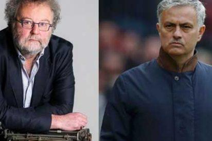 John Carlin dice muy en serio que Mourinho fue el causante del auge independentista en Cataluña
