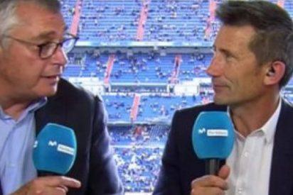 Lluvia de críticas tras el grito de Carlos Martínez animando al Barça