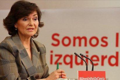 Carmen Calvo viaja mañana al Vaticano para reunirse con el secretario de Estado
