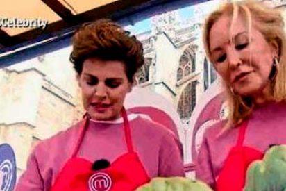 """Carmen Lomana arremete sin piedad contra Antonia Dell'Atte: """"Es tóxica"""""""