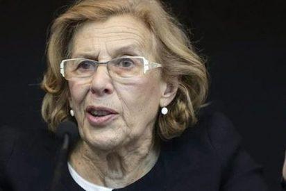 Carmena, que prometió bajarse el sueldo y no lo ha hecho, es la alcaldesa que más cobra de España: 102.000 €