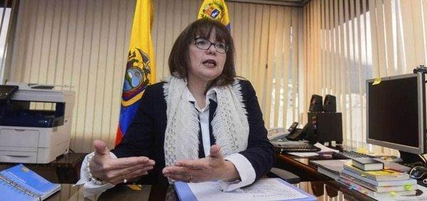 Última hora: Ecuador expulsa a la embajadora de Venezuela