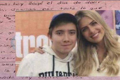 La estremecedora carta de Daniel Osorio, que se suicidó tras ser violado por los curas de su colegio