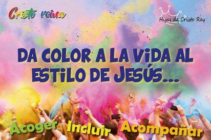 Encuentro en Madrid de coordinadores de pastoral de las Hijas de Cristo Rey