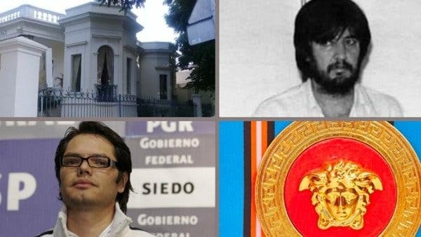 Cómo la exquisita 'Versace' quedó entreverada en el lavado de dinero del narcotráfico mexicano