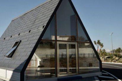 ¿Todavía no has visto la casa que cuesta menos de 28.000€ y te la montan en solo 6 horas?