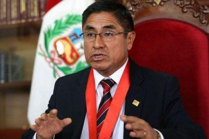 El Congreso de Perú destituye al juez de la Corte Suprema por crimen organizado