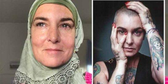 La cantante Sinéad O'Connor se convierte al islam y hace proselitismo a favor de Mahoma