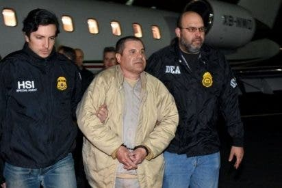 """El megaoperativo de seguridad desplegado para el juicio de """"El Chapo"""" Guzmán"""