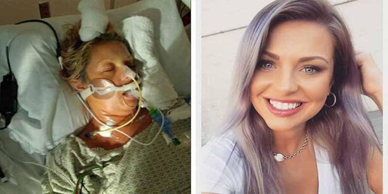 La mujer que orinaba color negro, le sangraban las encías, tenía la piel amarilla… se estaba muriendo, pero creía que era por llegar a los 30