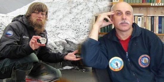 Científico apuñala a su compañero en la Antártida por hacerle un 'spoiler'