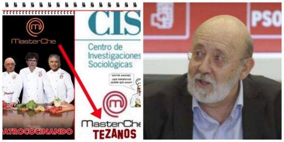 """Andrés Martín Gallego: """"El CIS y el cuento de hadas"""""""