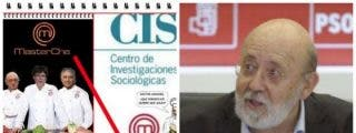 Ni en El Bulli 'cocinan' tan caro: El CIS de 'Masterchef' Tezanos gasta más de dos millones de euros en encuestas a mayor gloria de Sánchez