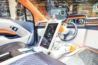 Coches autónomos: ¡El móvil puede convertirse en el sustituto del volante!