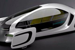 Así es el primer coche eléctrico hecho casi completamente de plástico