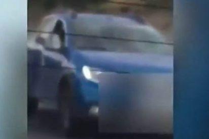 La Guardia Civil identifica a los dos 'salidos' que practicaban sexo en ruta a toda marcha por la AP-6