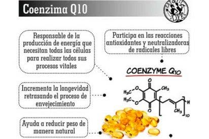 La Coenzima Q-10, esencial para la supervivencia