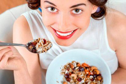 ¿Sabes cuáles son los alimentos antiinflamatorios? ¡Apuesta por ellos!