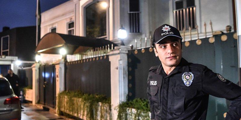 Encuentran restos de Khashoggi en un pozo del consulado en Estambul
