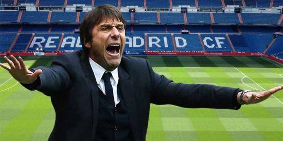 Real Madrid: Florentino Pérez se carga a Lopetegui y elige a Conte como entrenador