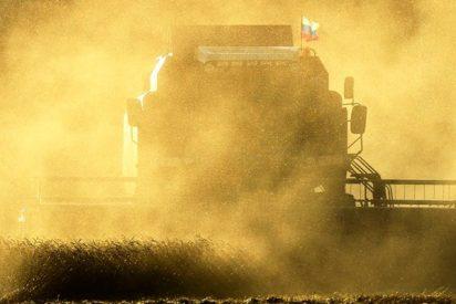Fabricantes de cohetes rusos crean un vehículo agrícola autónomo sin precedentes