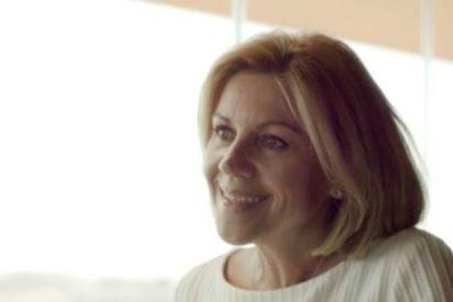 El broncazo sin peineta de Cospedal al listorro de Jordi Évole en la vuelta de 'Salvados'
