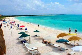 Evelop volará a Cozumel la «Joya escondida» del Caribe mexicano